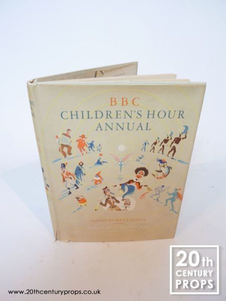 1: BBC chilren's hour vintage annual