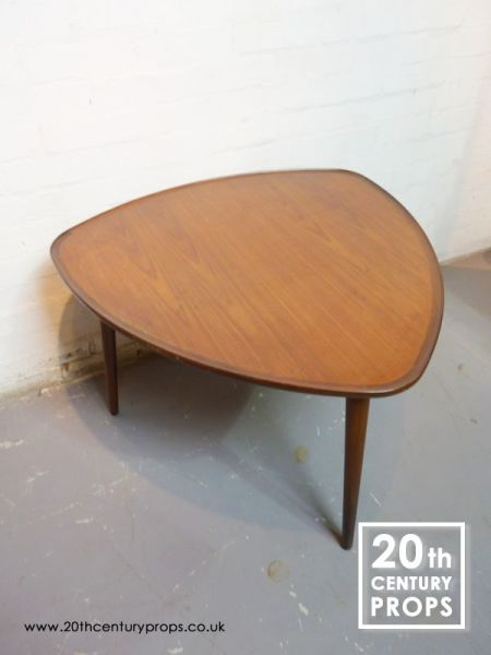2: Danish coffee table