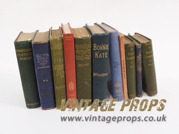1: Vintage books