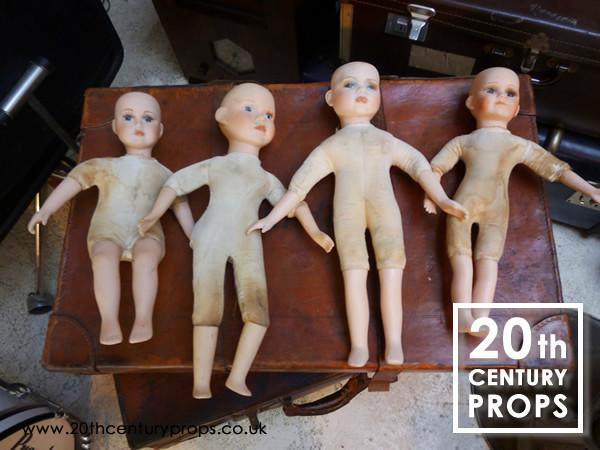 1: Vintage dolls