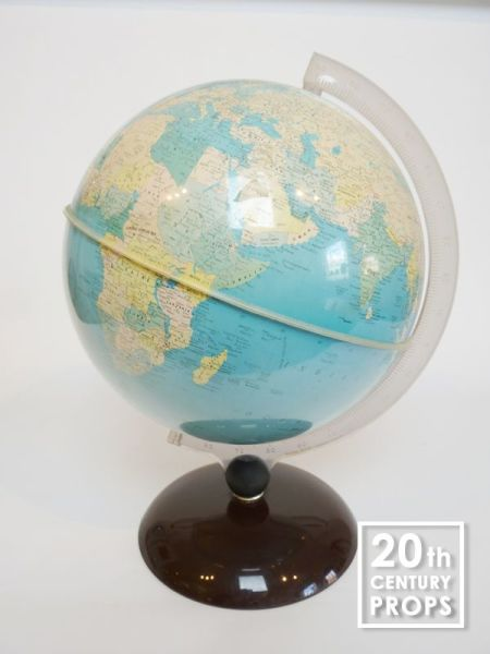 2: Vintage Italian Globe