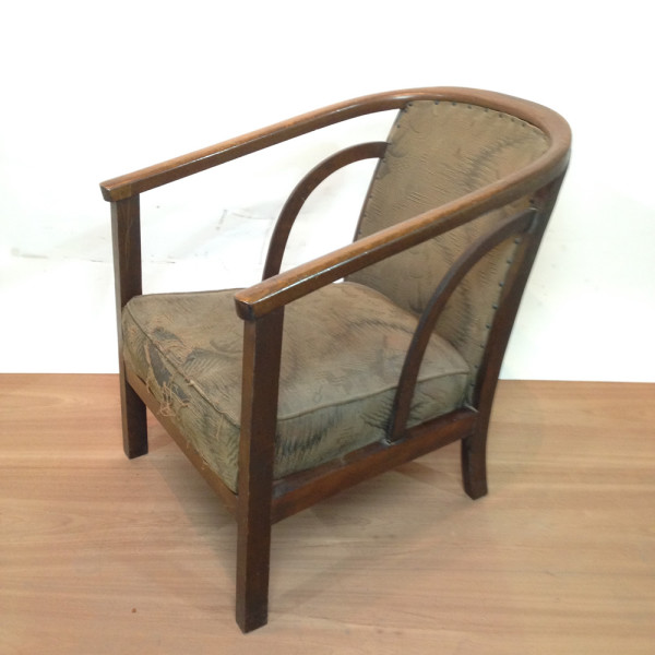 3: Vintage Armchair