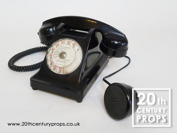 2: Vintage Telephone