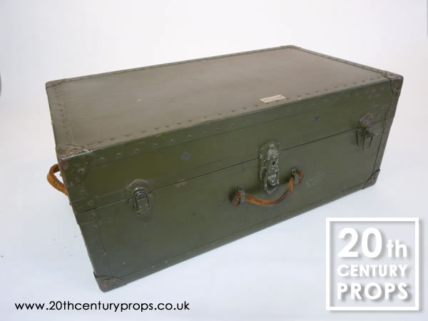 1: Military trunk