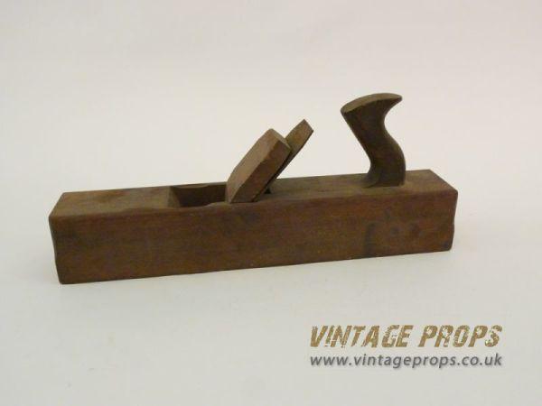 1: Wooden plane