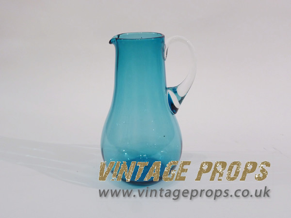1: Whitefriars Glass Jug