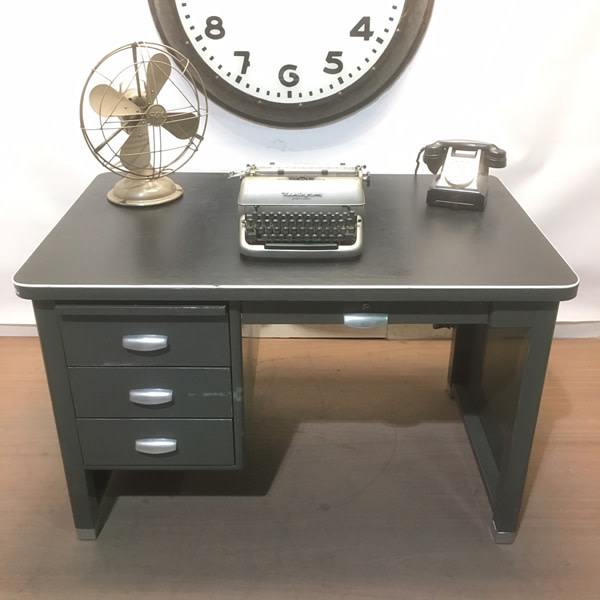 4: Industrial Desk