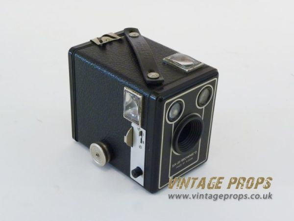 2: Vintage box camera