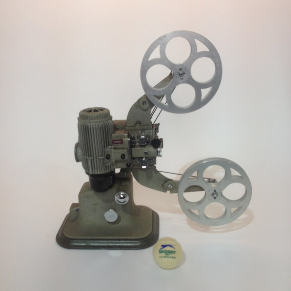 4: Bell & Howell 16mm Film Projector