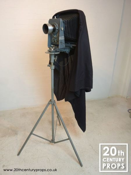 1: Military spec plate camera