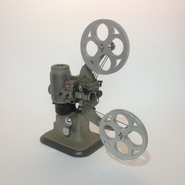 1: Bell & Howell 16mm Film Projector