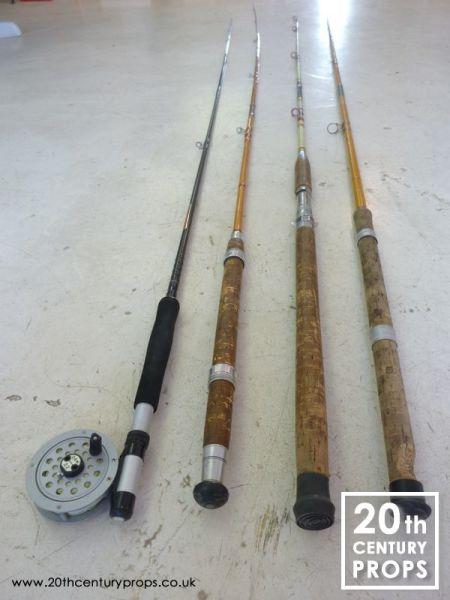 1: Fishing rods