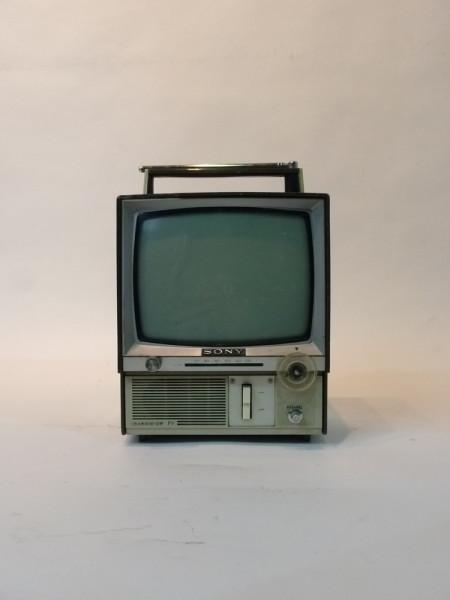 4: Retro Portable Mini 1980's Sony TV