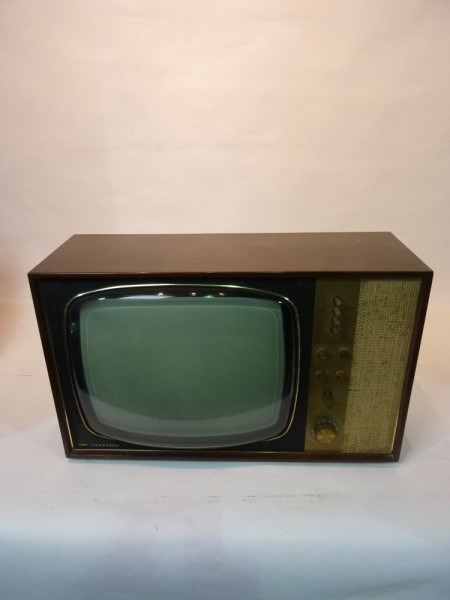 1: Vintage 1950's TV