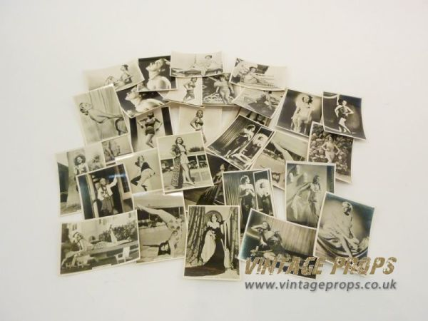 1: Vintage cigarette cards