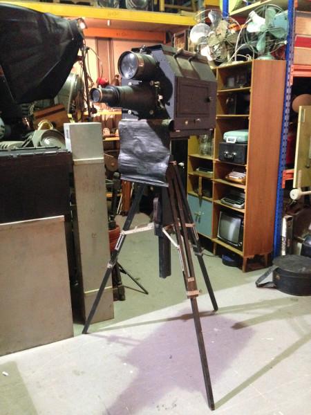 5: Vintage projector