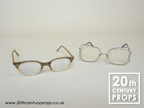 1: 1940's / 50's spectacles