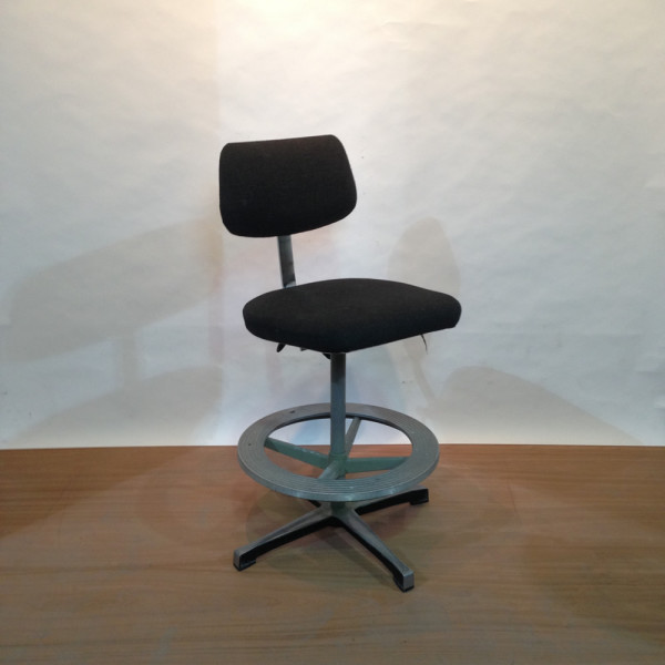 1: Black Architects Chair 1