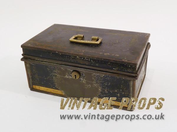1: Bank Deposit Box