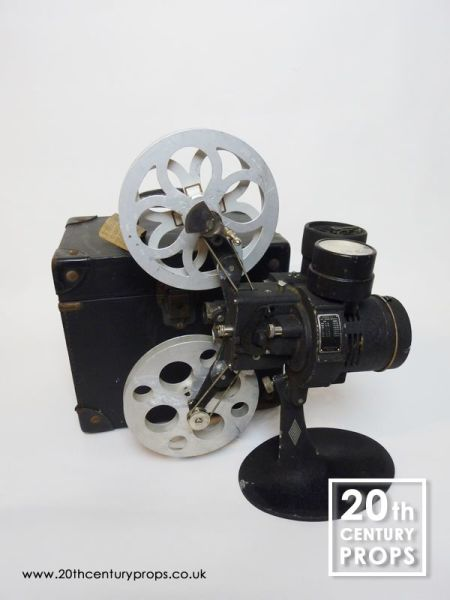 2: Bell & Howell Automatic Cine Projector