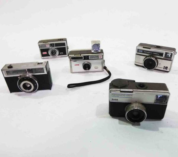2: Retro Pocket Cameras