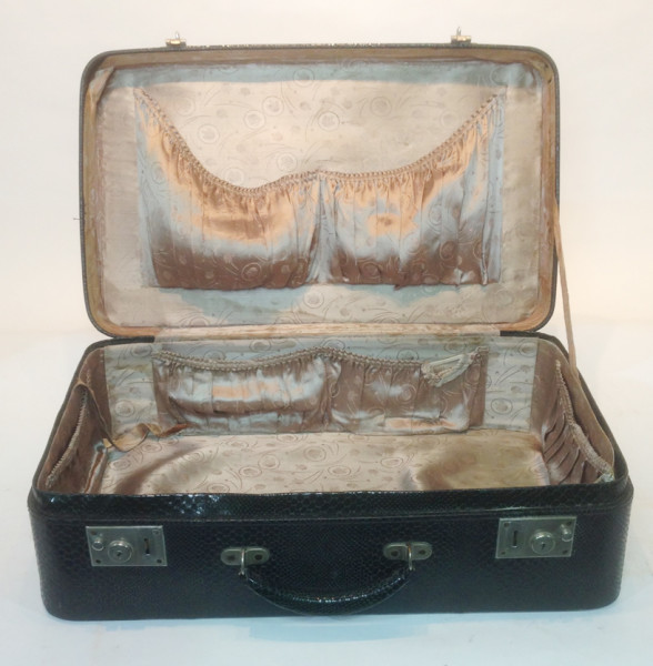 2: Large Black Suitcase