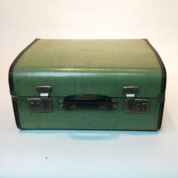 4: Small Green Travel Case