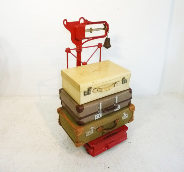 3: Large Industrial Weighing Scales