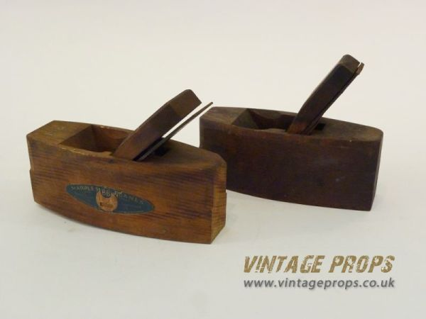 1: Wooden hand planes