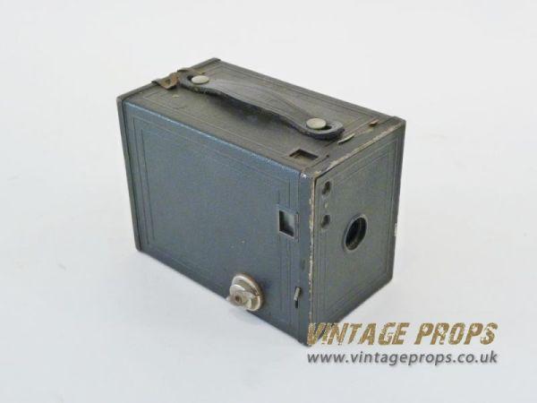 1: Vintage box camera