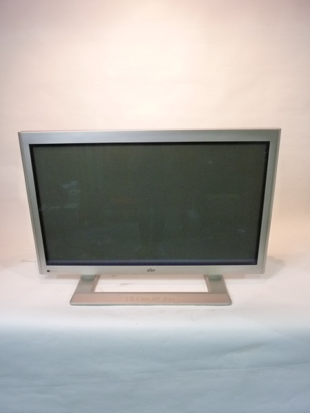 1: Large Silver Plasma Monitor 2000's
