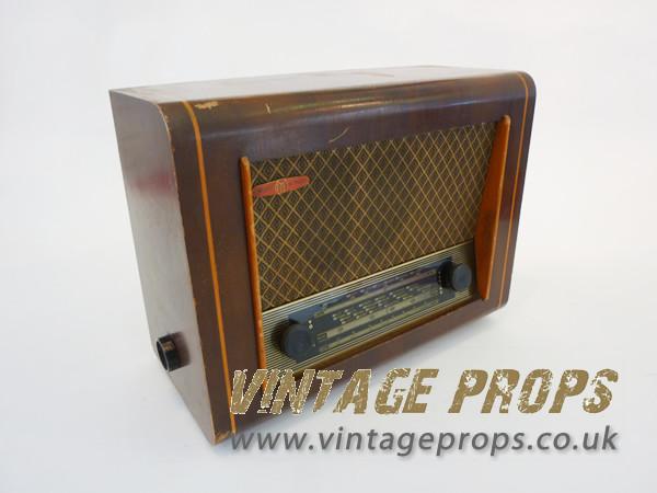 1: Vintage PYE radio