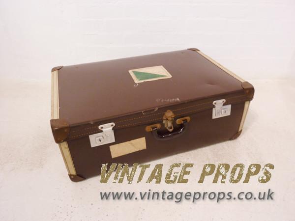 1: Vintage suitcase