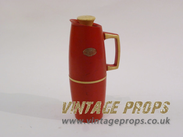 1: Vintage Thermos Flask