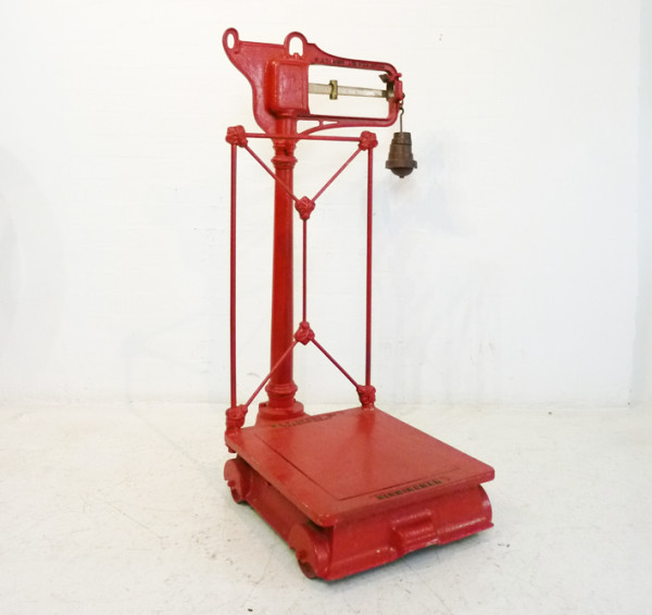 2: Large Industrial Weighing Scales