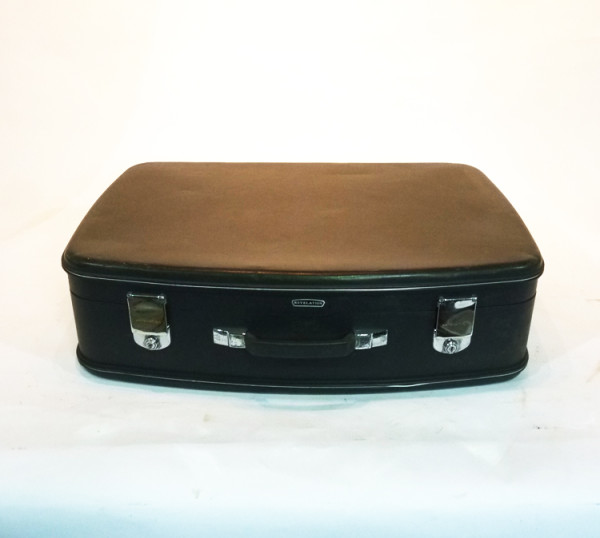 5: Black Hard Shell Suitcase