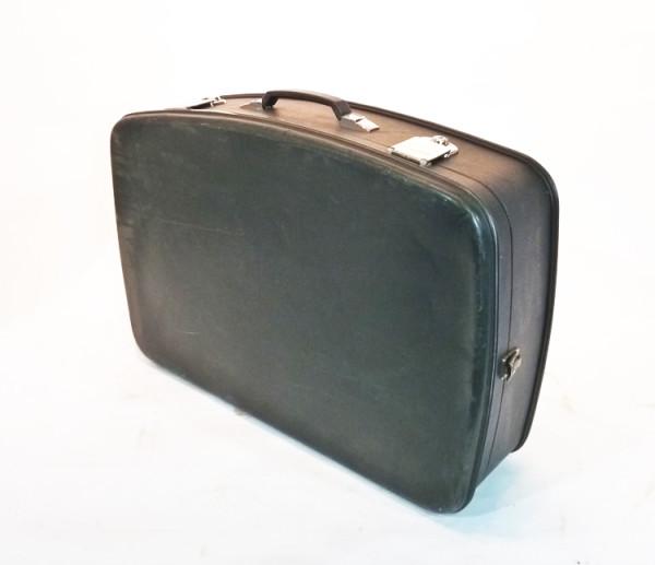5: Black Hard Shell Suitcase