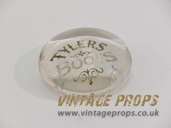 2: Vintage paper weight