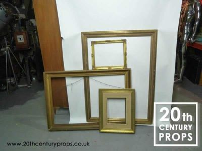 Gilded Picture Frames
