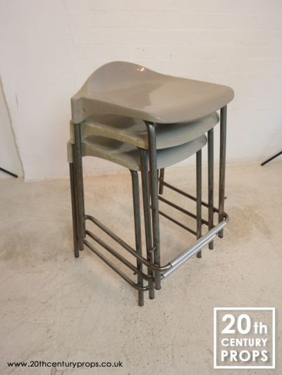 Stacking Lab stools