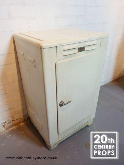 1960's pantry storage unit
