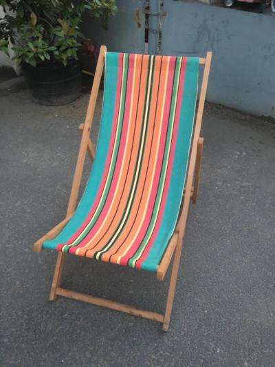 Vintage Deckchairs - QTY 20
