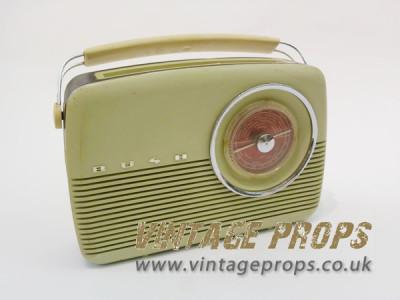 Bush vintage radio