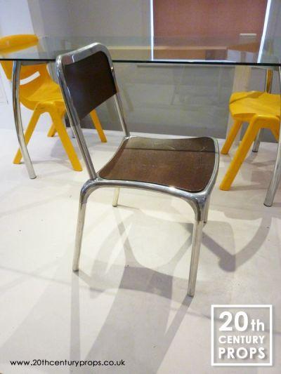 Aluminium office chair