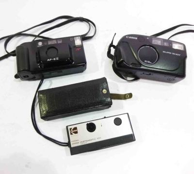 90's Style Pocket Cameras