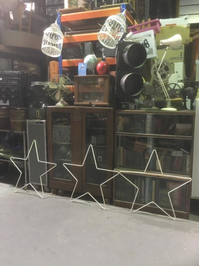 Large metal stars