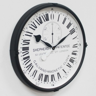Greenwich Royal Observatory Shepherd Gate Clock