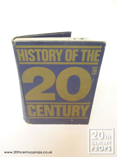 History of the 20th Century book