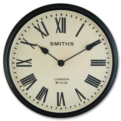 Smiths large vintage wall clock
