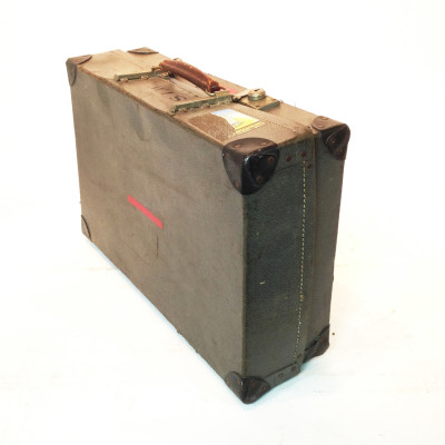 Light Grey Suitcase